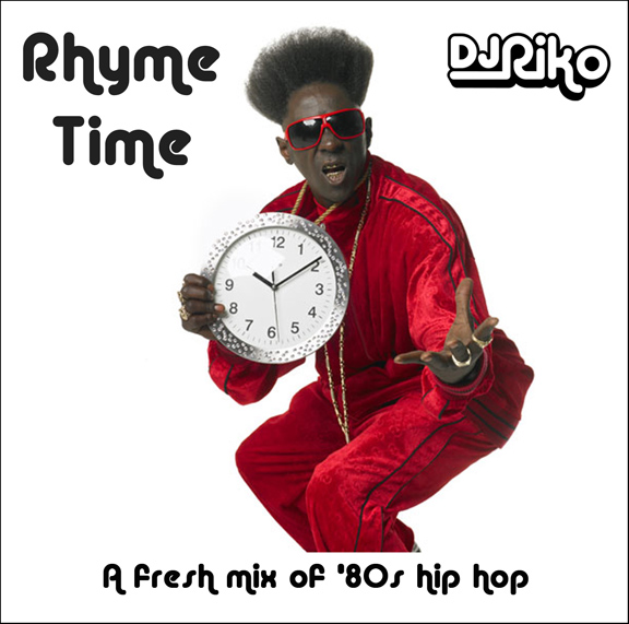 Rhyme Time cover